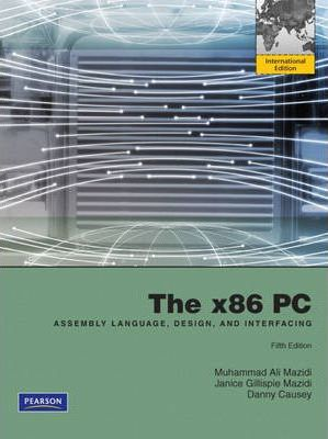 The X86 Pc Mazidi Pdf