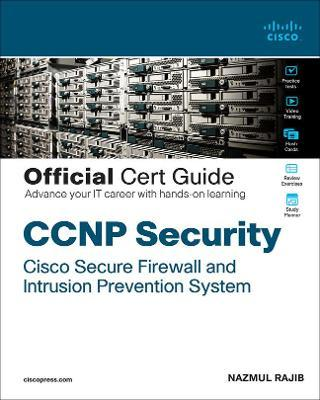 CCNP Security FirePower SNCF 300-710 Official Cert Guide