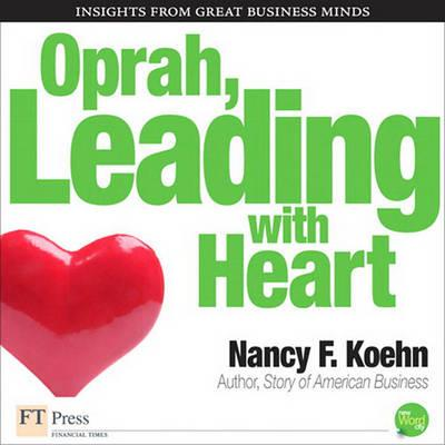 Oprah Leading with Heart