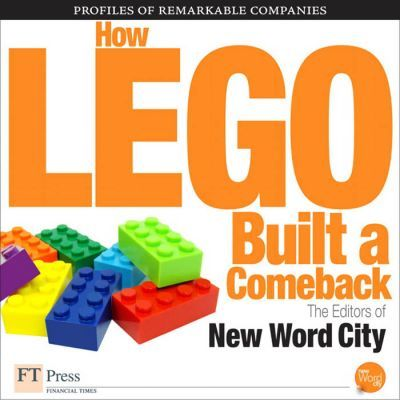 How Lego Built a Comeback