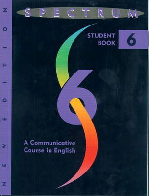 Spectrum 6: A Communicative Course in English, Level 6 Audio Program