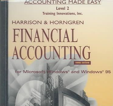Accounting Made Easy-Level Two