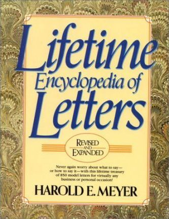 Lifetime Ecyclopedia of Letters