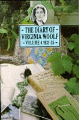 The Diary of Virginia Woolf, Vol.4
