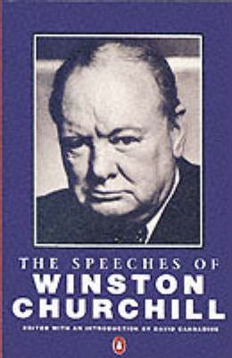 Speeches of Winston Churchill