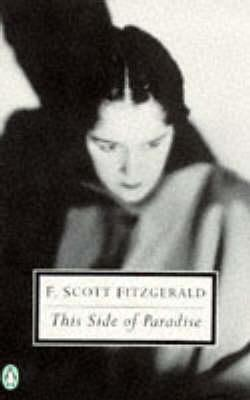an introduction to the novel this side of paradise by f scott fitzgerald Watch video american short-story writer and novelist f scott fitzgerald is known for  francis scott key fitzgerald  the success of his first novel, this side of paradise.
