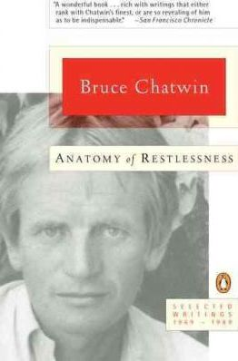 Anatomy of Restlessness:Selected Writings 1969-1989