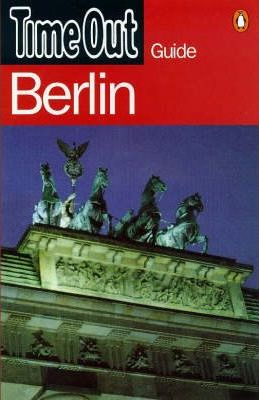 """Time Out"" Berlin Guide"