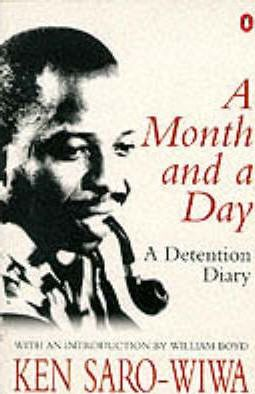 A Month and a Day  A Detention Diary