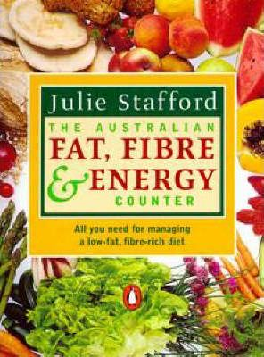 The Australian Fat, Fibre And Energy Counter