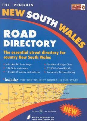 The Penguin New South Wales State Road Directory