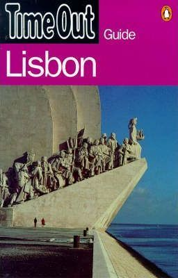 """""""Time Out"""" Lisbon Guide"""