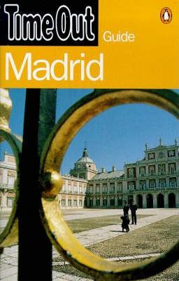 """Time Out"" Madrid Guide"