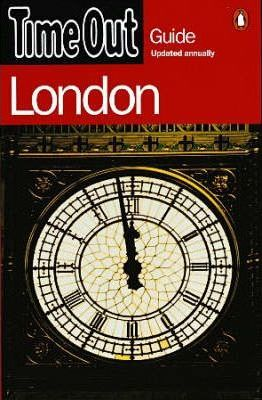 """Time Out"" London Guide"