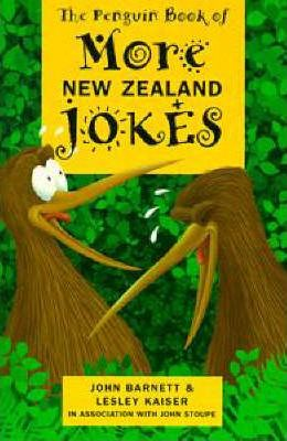 The Penguin Book of More New Zealand Jokes
