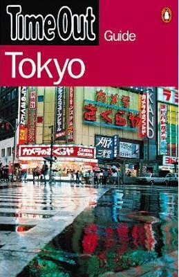 """Time Out"" Guide to Tokyo"
