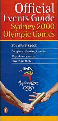 Astrosadventuresbookclub.com Official Events Guide - Sydney 2000 Olympic Games