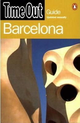 """""""Time Out"""" Barcelona Guide"""