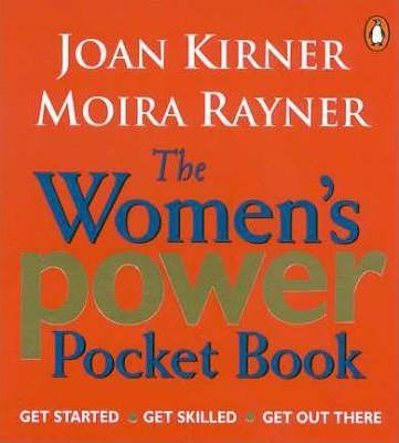 7344125bbf5a The Women s Power Pocket Book   Moira Rayner   9780140295405