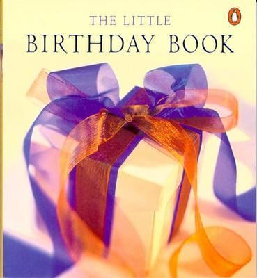 The Little Birthday Book