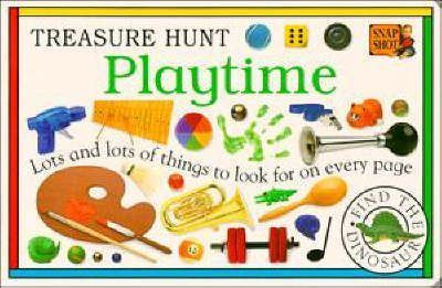 Treasure Hunt Board Books