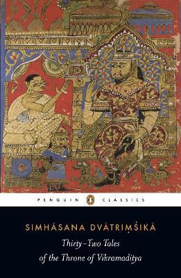 Thirty-two Tales of the Throne of Vikramaditya