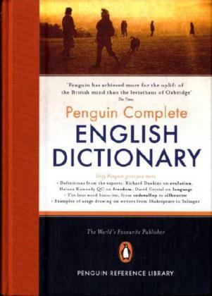 The Penguin Complete English Dictionary