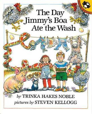 The Noble & Kellogg : Day Jimmy'S Boa Ate the Wash