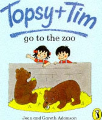 Topsy + Tim Go to the Zoo