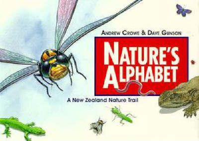 The New New Zealand Nature Alphabet Book