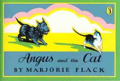 Angus & the Cat
