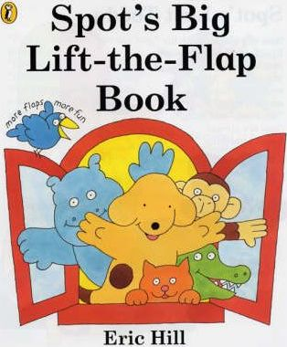 Spot's Big Lift-the-flap Book