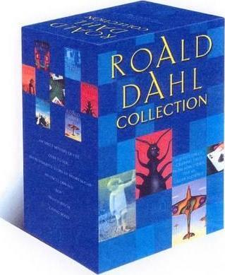 """Roald Dahl Collection: """"Ah"""", """"Sweet Mystery of Life"""", """"Kiss Kiss"""", """"My Uncle Oswald"""", """"Over to You"""", """"Someone Like You"""", """"Switch Bitch"""", """"Wonderful Story of Henry Sugar"""""""