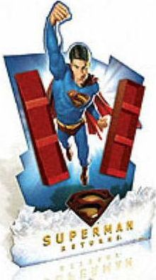 Superman Returns Dumpbin (48 Copy)