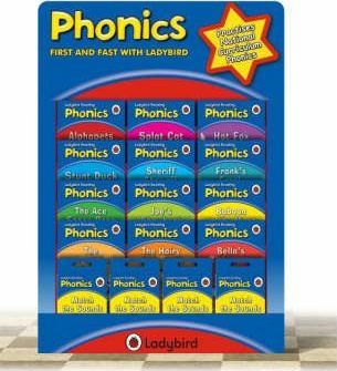 Phonics Counterpack (52 Copy)