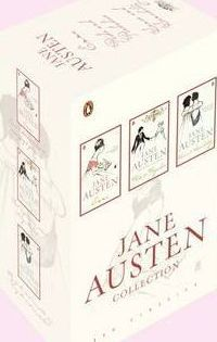 Jane Austen Best Loved Classics Boxset: Sense and Sensibility; Pride and Prejudice; Emma