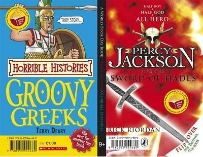 Percy Jackson and the Sword of Hades 25 Copy Stockpack