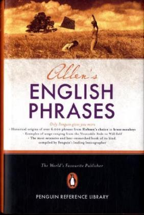 Allen's Dictionary of English Phrases