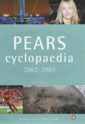 Pears Cyclopaedia (111th Edition)