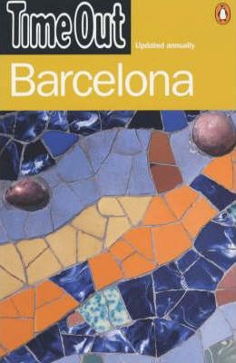 """Time Out"" Guide to Barcelona"
