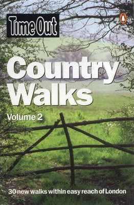 """""""Time Out"""" Book of Country Walks: Vol. 2"""