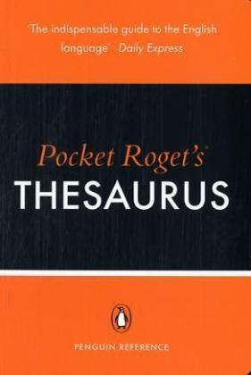 Pocket Roget's Thesaurus