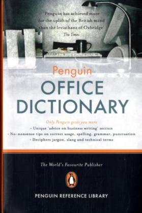 Penguin Office Dictionary
