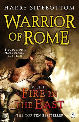 Warrior of Rome I: Fire in the East Cover Image
