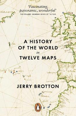 World atlases world maps books book depository a history of the world in twelve maps gumiabroncs Images