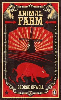 Image result for GEORGE ORWELLS ANIMAL FARM