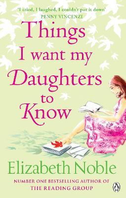 Things I Want My Daughters to Know