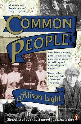 Common People : The History of An English Family
