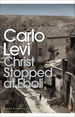 Christ Stopped at Eboli Cover Image