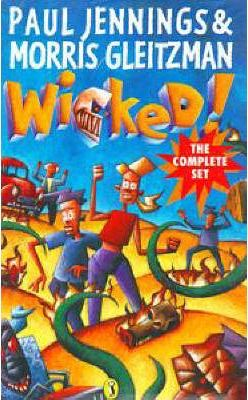 Wicked! Slipcase (Six Parts)